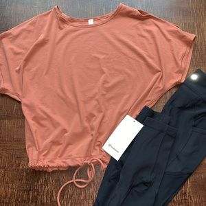 lululemon/ Renew the Day SS